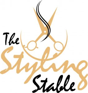 New business logo-white-The Styling Stable hair salon kelso, hairdresser kelso 07 4789 2292